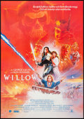 "Movie Posters:Fantasy, Willow (MGM, 1988). Swedish One Sheet (27.5"" X 39.5""). Fantasy.. ..."