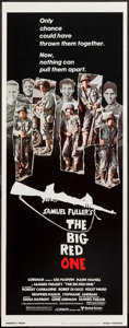 "Movie Posters:War, The Big Red One (United Artists, 1980). Insert (14"" X 36""). War....."