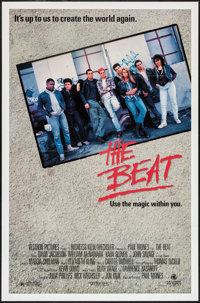 """The Beat (Vestron, 1988). One Sheets (3) (27"""" X 41""""). Drama. ... (Total: 3 Items)"""