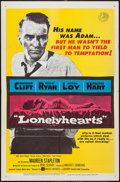 "Movie Posters:Drama, Lonelyhearts (United Artists, 1959). One Sheets (20) (27"" X 41"").Drama.. ... (Total: 20 Items)"