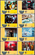 """Movie Posters:Science Fiction, Logan's Run (MGM, 1976). Lobby Card Set of 8 (11"""" X 14""""). ScienceFiction.. ... (Total: 8 Items)"""