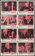 "Movie Posters:Drama, Judgment at Nuremberg (United Artists, 1961). Lobby Card Set of 8 (11"" X 14""). Drama.. ... (Total: 8 Items)"