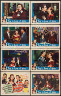 """Movie Posters:Comedy, For The Love Of Mary (Universal International, 1948). Lobby CardSet of 8 (11"""" X 14""""). Comedy.. ... (Total: 8 Items)"""