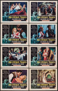 "Movie Posters:Romance, Decameron Nights (RKO, 1953). Lobby Card Set of 8 (11"" X 14""). Romance.. ... (Total: 8 Items)"