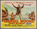 "Movie Posters:Adventure, Daniel Boone, Trail Blazer and Others Lot (Republic, 1956). HalfSheets (7) (22"" X 28""). Adventure.. ... (Total: 7 Items)"