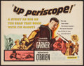 "Movie Posters:War, Up Periscope and Other James Garner Films (Warner Brothers, 1959).Half Sheets (4) (22"" X 28""). War.. ... (Total: 4 Items)"