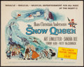 "Movie Posters:Animated, The Snow Queen and Others Lot (Universal, 1960). Half Sheets (9)(22"" X 28""). Animated.. ... (Total: 9 Items)"