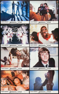 """Movie Posters:Science Fiction, A Clockwork Orange (Warner Brothers, 1971). International Lobby Card Set of 8 (11"""" X 14""""). Science Fiction.. ... (Total: 8 Items)"""