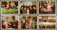 A Little Bit of Heaven (Universal, 1940). Color-Glos Photos (6 with 2 Portraits and Black and White Portraits (3) (8&quo...