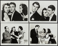 "First Love (Universal, 1939). Portrait Photos (9) and Photos (5) (8"" X 10""). Musical. ... (Total: 14 Items)"
