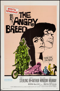 "The Angry Breed (Feature Film Corporation of America, 1968). One Sheet (27"" X 41""). Drama"