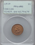 Proof Indian Cents: , 1909 1C PR64 Red and Brown PCGS. PCGS Population (120/66). NGCCensus: (90/156). Mintage: 2,175. Numismedia Wsl. Price for ...