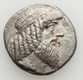 Ancients:Greek, Ancients: CHARACENE KINGDOM. Attambelos I (ca. 47-24 BC). ARtetradrachm (15.62 gm)....