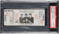 Music Memorabilia:Tickets, Beatles Busch Memorial Stadium Concert Unused Ticket (1966)....
