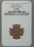 Lincoln Cents: , 1922 No D 1C Strong Reverse Fine 15 NGC. NGC Census: (0/0). PCGSPopulation (434/2942). Numismedia Wsl. Price for problem ...