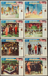 "Flower Drum Song (Universal International, 1961). Lobby Card Set of 8 (11"" X 14""). Musical. ... (Total: 8 Item..."