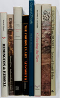 Books:Art & Architecture, [Western Art]. Lot of Eight Books on Western Art. [Various publishers, dates]. Generally very good or better.. ... (Total: 8 Items)