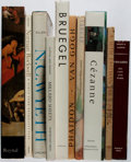 Books:Art & Architecture, [Art]. Lot of Ten Art Books. [Various publishers, dates]. Generally very good or better.. ... (Total: 10 Items)