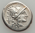 Ancients:Ancient Lots  , Ancients: ROMAN REPUBLIC-EMPIRE. Lot of three (3) ARcoins. ... (Total: 3 items)