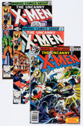 Modern Age (1980-Present):Superhero, X-Men Group (Marvel, 1980-81) Condition: Average NM-.... (Total: 10Comic Books)