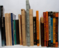 Books:Art & Architecture, [Wedgwood and Old West Travel]. Lot of Twenty-Six Books Related to Wedgwood and Old West Travel. [Various publishers, dates]... (Total: 26 Items)