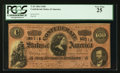 Confederate Notes:1864 Issues, Dark Red Tint T65 $100 1864.. ...