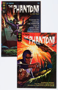 Silver Age (1956-1969):Adventure, Phantom #11 and 15 Group (Gold Key, 1965) Condition: Average NM-.... (Total: 2 Comic Books)