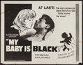 "Movie Posters:Exploitation, My Baby is Black and Others Lot (American Film Distributing, 1965).Half Sheets (5) (22"" X 28""). Exploitation.. ... (Total: 5 Items)"