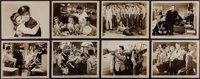 "We've Never Been Licked (Universal, 1943). Portrait Photo (1) and Photos (14) (8"" X 10""). War. ... (Total: 15..."
