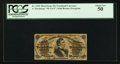 Fractional Currency:Third Issue, Multiple plate numbers Fr. 1299 25¢ Third Issue PCGS About New 50.. ...