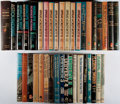 Books:Science Fiction & Fantasy, [Science Fiction]. Lot of Thirty Eight Hardback Modern Science Fiction Titles. [Various publishers, dates, editions]. All in... (Total: 38 Items)