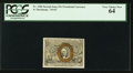 Fractional Currency:Second Issue, Fr. 1284 25¢ Second Issue PCGS Very Choice New 64.. ...