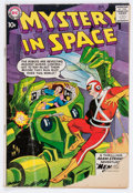 Silver Age (1956-1969):Superhero, Mystery in Space #53 (DC, 1959) Condition: GD....