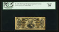 Fractional Currency:Third Issue, Fr. 1333 50¢ Third Issue Spinner PCGS Very Fine 30.. ...