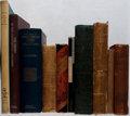 Books:Americana & American History, [Americana]. Lot of Ten Titles of Works on American History.[Various publishers, dates, editions]. Generally good.... (Total:10 Items)