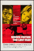 "Movie Posters:Drama, The Lost Man (Universal, 1969). One Sheets (4) (27"" X 41"") andPressbooks (4) (8.25"" X 9""). Drama.. ... (Total: 8 Items)"