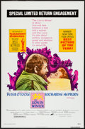 "Movie Posters:Drama, The Lion in Winter (Avco Embassy, R-1975). One Sheets (5) (27"" X41"") & Study Guides (6) (8.5"" X 11""). Drama.. ... (Total: 11Items)"