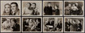 """Movie Posters:Drama, Ex-Champ (Universal, 1939). Portrait Photos (2) and Photos (21) (8""""X 10""""). Drama.. ... (Total: 23 Items)"""