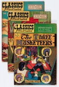 Silver Age (1956-1969):Classics Illustrated, Classics Illustrated Group (Gilberton, 1946-62) Condition: AverageFN/VF.... (Total: 23 Comic Books)