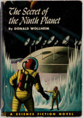 Books:Science Fiction & Fantasy, Donald A. Wollheim. The Secret of the Ninth Planet. Winston, 1959. First edition, first printing. Mild rubbing t...