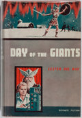 Books:Science Fiction & Fantasy, Lester del Rey. SIGNED. Day of the Giants. Avalon, 1959. First edition, first printing. Signed by the author. ...