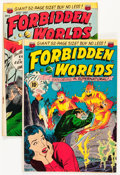 Golden Age (1938-1955):Horror, Forbidden Worlds #2 and 3 Group (ACG, 1951).... (Total: 2 ComicBooks)