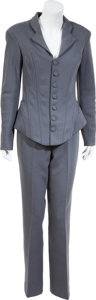 "Movie/TV Memorabilia:Costumes, A Kelly Hu Suit from ""X2: X-Men United.""... (Total: 2 Items)"
