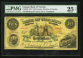 Canadian Currency: , Toronto, ON - The Bank of Toronto $10 Feb. 1, 1917 Ch. # 715-22-36. ...