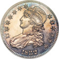 Proof Bust Half Dollars, 1832 50C PR63 NGC. O-122, R.8 as a Proof....