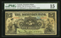 Canadian Currency: , Toronto, ON - The Dominion Bank $5 Jan. 2, 1925 Ch. # 220-16-14....
