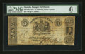 Canadian Currency: , Montreal, LC - Banque De Ottawa $5 Apr. 1, 1837 Ch. # 560-10-02....