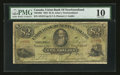Canadian Currency: , St. John's, NF- Union Bank of Newfoundland $2 May 1, 1882 Ch. #750-16-02. ...