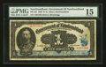 Canadian Currency: , St. John's, NF - Government of Newfoundland $1 Jan. 2, 1920 Ch. #NF-12b. ...