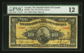Canadian Currency: , Toronto, ON - The Standard Bank of Canada $10 Jan. 2, 1924 Ch. #695-20-04. ...